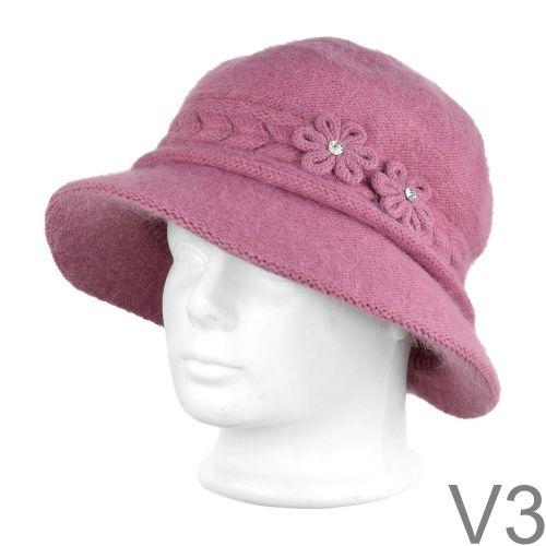 Adelin szőrmés kalap