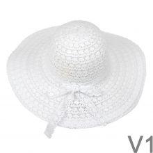 Amber csipkés kalap