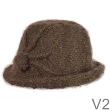 Angela gyapjú kalap