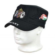 Címeres baseball fekete