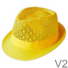 Csipkés kalap