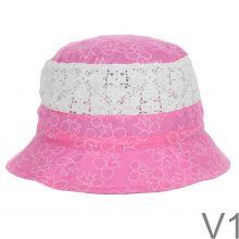 Csipkés kislány kalap