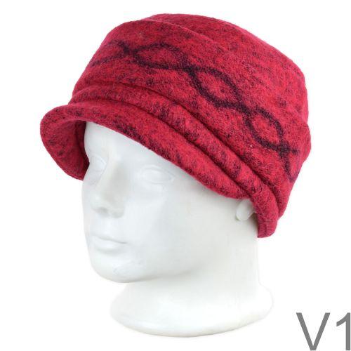 Nagyon kis csinos, elegáns sapka-kalap.