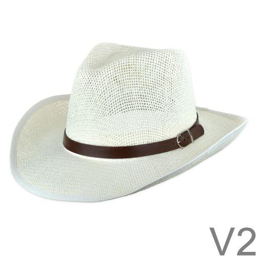Kedvelt nyári western kalap.