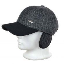 Fülvédős baseball sapka
