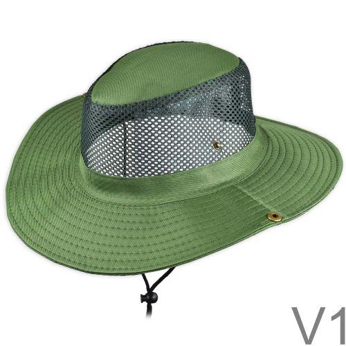 Hálós horgász kalap
