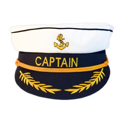 Kapitány sapka állíthatós