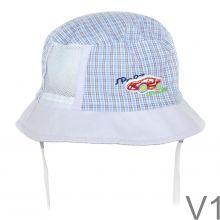 Hálós kockás kalap Sport Club