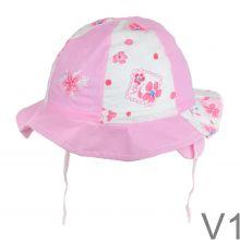 Mintás baba kalap