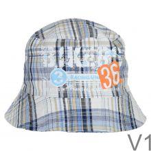Kockás kisfiú kalap Bikers36