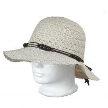 Léna csipkés kalap