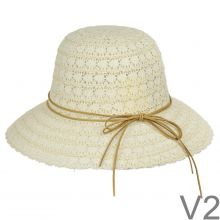 Lina csipkés kalap