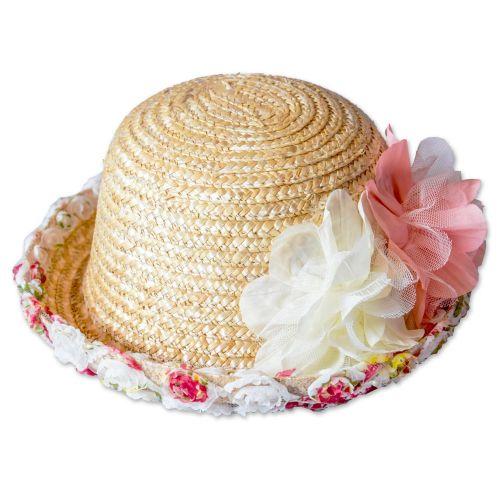 Rózsás kalap