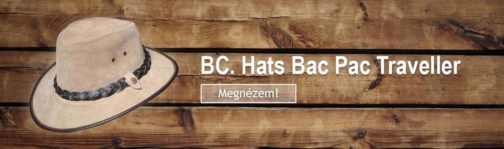B.C. Traveller kalap