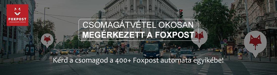 Sapka Kalap Foxpost