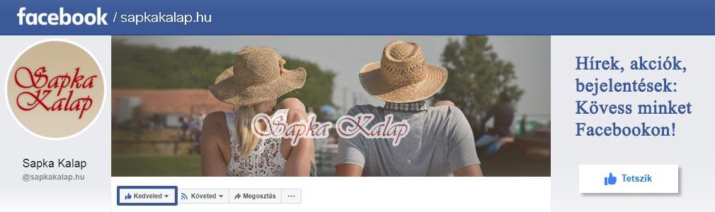 Sapka Kalap - Facebook