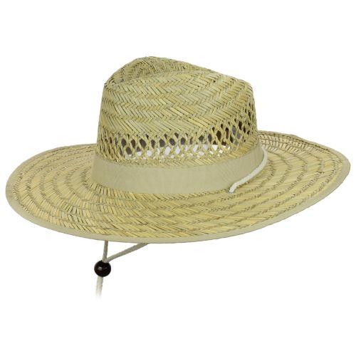 Nagy karimás, szellős nyári kalap.