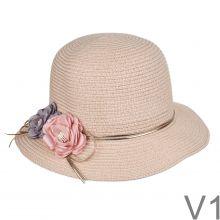 Teofilia nyári kalap