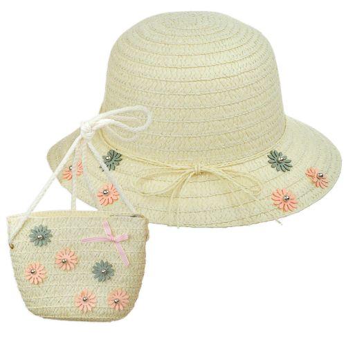 Trudy kislany kalap táskával