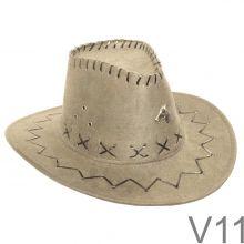 Velúr kalap felnőtt