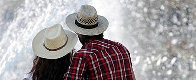 Szalma kalapok - Sapka Kalap
