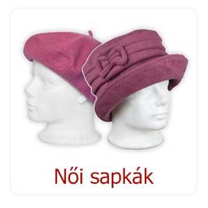Női sapkák - Sapka Kalap
