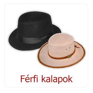 Férfi kalapok - Sapka Kalap