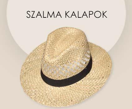 Szalma kalapok kategóriája