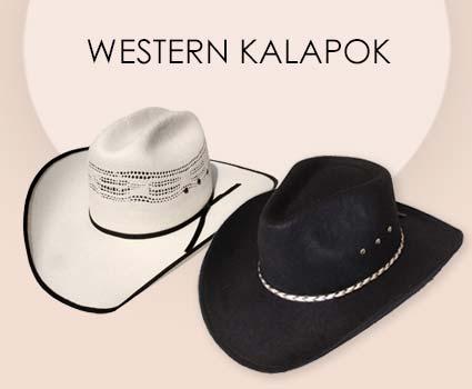 Western kalap